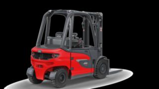 Elektrický vysokozdvižný vozík X20–X35 od společnosti Linde Material Handling