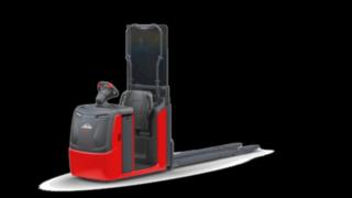 Vychystávací vozík N20CLoL od společnosti Linde Material Handling