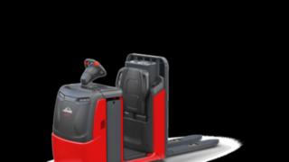 Vychystávací vozík N20CL od společnosti Linde Material Handling