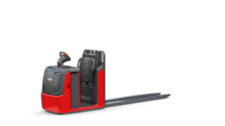 Vychystávací vozík N20CLX od společnosti Linde Material Handling