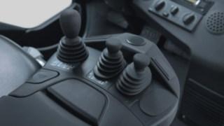Joysticky systému Linde Load Control
