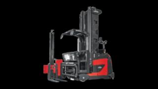 Samohybný vysokozdvižný vozík K-MATIC od společnosti Linde Material Handling