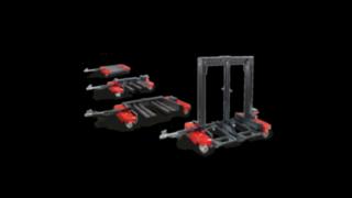 Flexibilní logistické vláčky od společnosti Linde Material Handling modelové řady LT