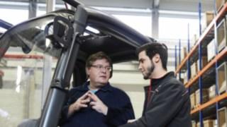 Základní a opakovací školení řidičů vysokozdvižných vozíků všech kategorií