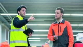 Poradenství svyužitím programu Linde Safety Scan