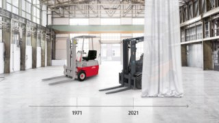 Vývoj elektrického vysokozdvižného vozíku od společnosti Linde Material Handling