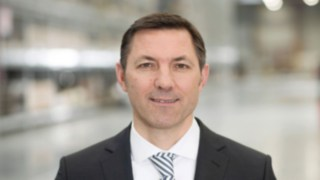 Andreas Krinninger – Chief Executive Officer a Chief Finacial Officer ve společnosti Linde Material Handling