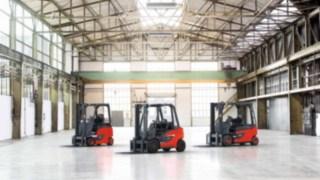 Vysokozdvižné vozíky od společnosti Linde Material Handling jsou vintralogistice pomocníkem číslo jedna.