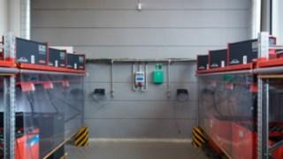 Regenerace trakčních baterií